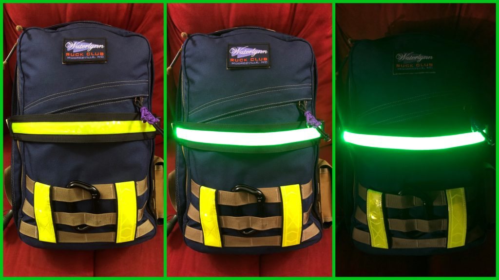 LED Reflective Belt